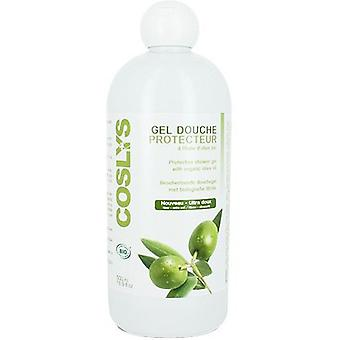 Coslys Shower Gel Protector With Olive Oil 500 ml