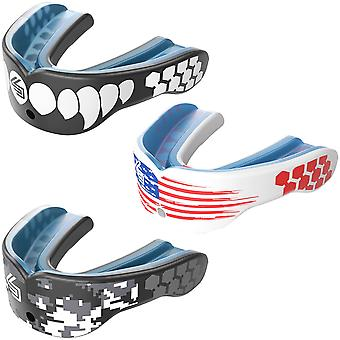 Shock Doctor Gel Max Power Print Mouthguard