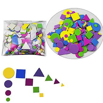 TRIXES EVA Foam Shape Adhesive Stickers Scrapbooking Arts and Crafts Essential