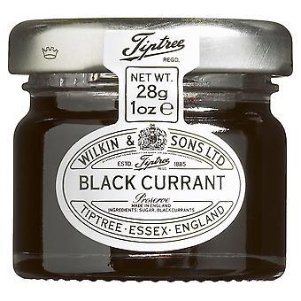 Tiptree Blackcurrant Preserve Portions Pots