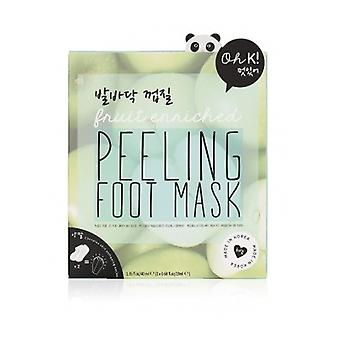 Fruit Enriched Foot Mask From NPW Gifts