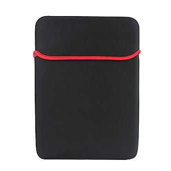 Laptop cover/Case-black and red