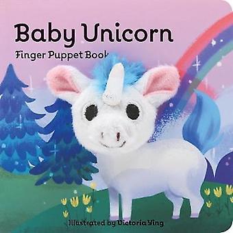 Einhorn - Finger Puppet Buch von Baby-Einhorn - Finger Puppet Babybuch