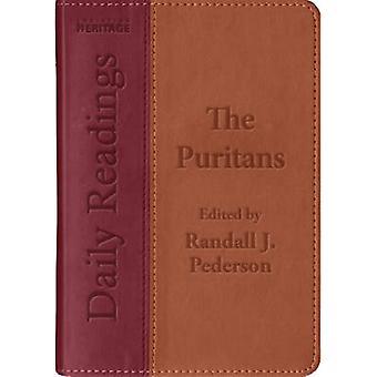Les puritains de lectures quotidiennes par divers - Randall Pederson - 978184550