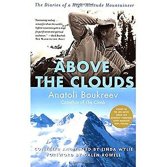 Acima das nuvens: os diários de um alpinista de alta Altitude