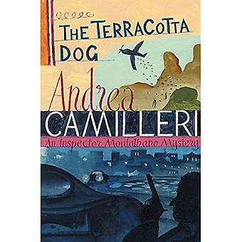 Terracotta hunden