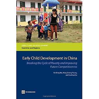 Varhaiskasvatuksen kehittäminen ja koulutus Kiinassa: katkaista köyhyyden kierre ja tulevaisuuden kilpailukyvyn parantamista...