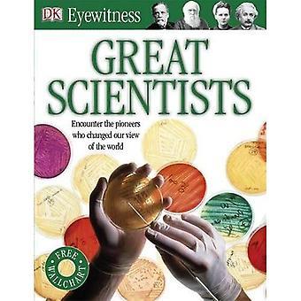 Grote wetenschappers