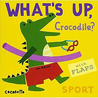 What's Up Crocodile?: Sport (Wassup?) [Cartonné]