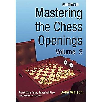 Mastering the Chess Openings: v. 3