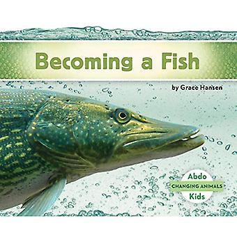 Att bli en fisk (ändra djur)