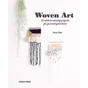 Vævet kunst: 15 moderne vævning projekter for dig og dit hjem