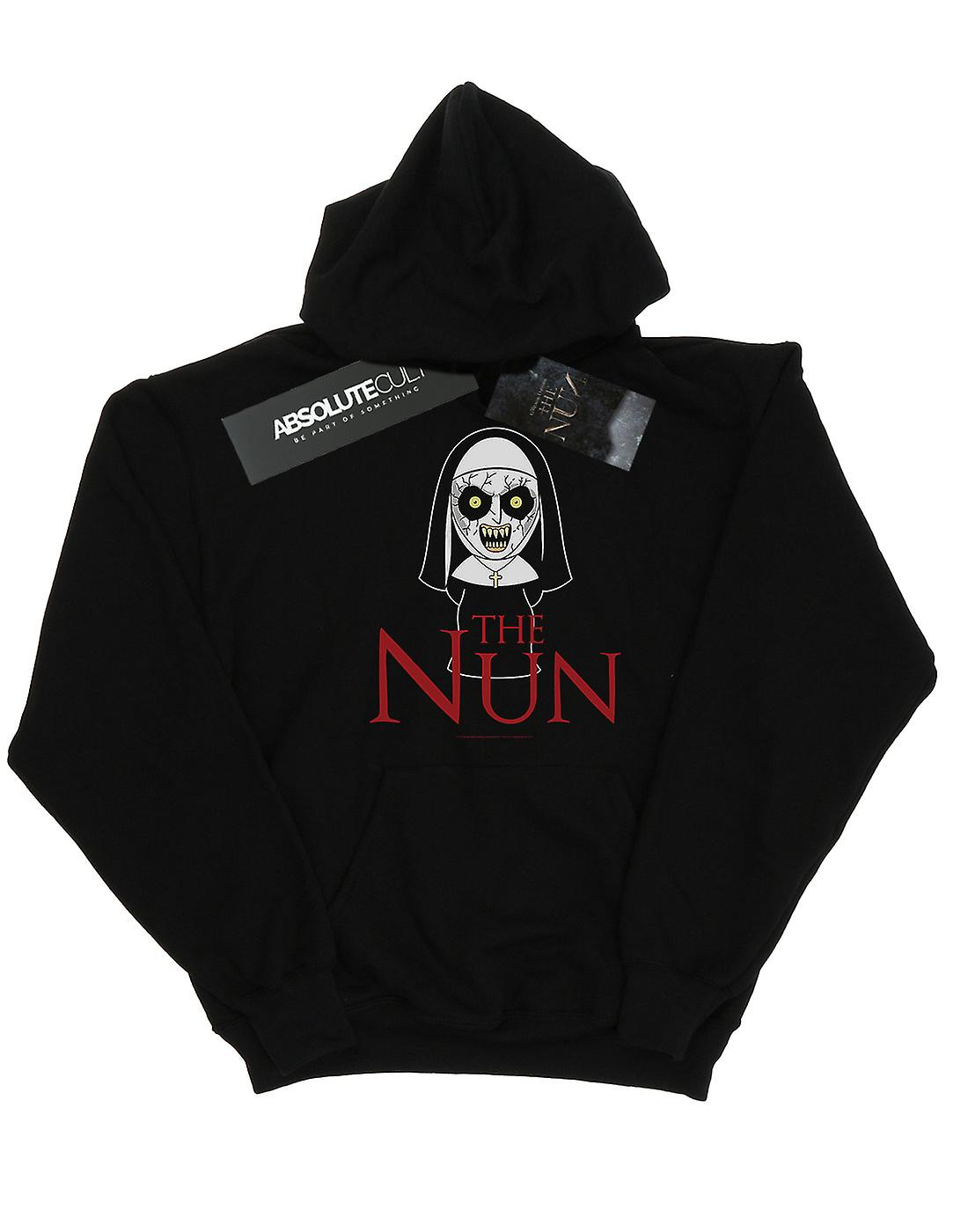 The Nun Men's Chibi Scare Hoodie