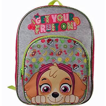 Paw Patrol Girls Arch School Bag Rucksack Backpack