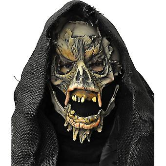 Decayed Mask For Halloween