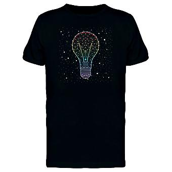 Lamp Constellation Star Tee Men's -Image by Shutterstock
