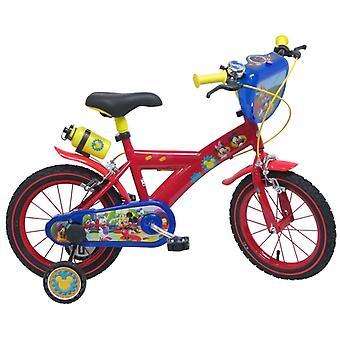 Fahrrad-14,0 Zoll Mickey Mouse Disney