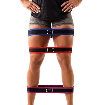 Sling Shot Hip Circle Sports 3-Pack Resistance Band by Mark Bell - Glute warm-up