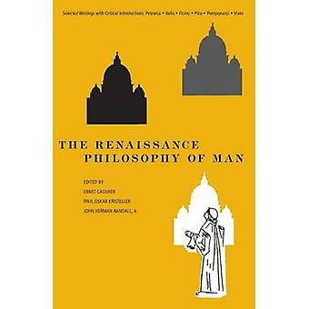 The Renaissance Philosophy of Man by Ernst Cassirer - etc. - 97802260