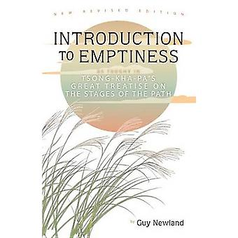 Introduction to Emptiness - As Taught in Tsong-Kha-Pa's Great Treatise