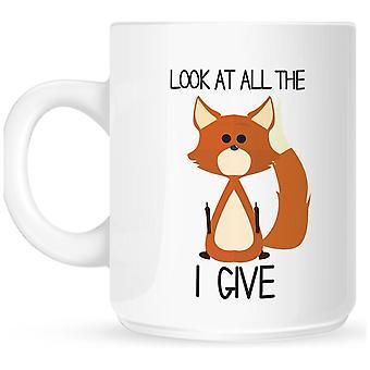 Grindstore vistazo a todo el Fox I dar taza