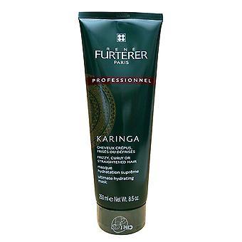 Rene Furterer Karinga Hydrating Mask Frizzy, Curly, Straightened Hair 8.5 OZ