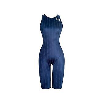 Tyr Female Aeroback Short John Swimwear For Girls