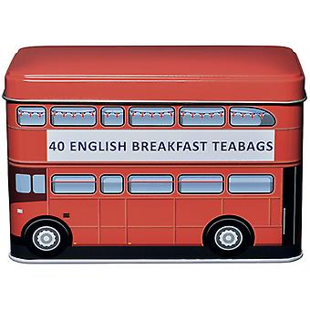 Red bus 40 english breakfast tea bags (redbus)