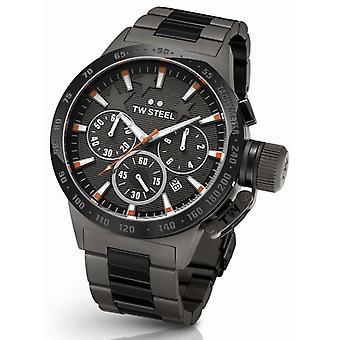Tw Steel Tw313 Dj Mitchell nabua Special Edition Watch