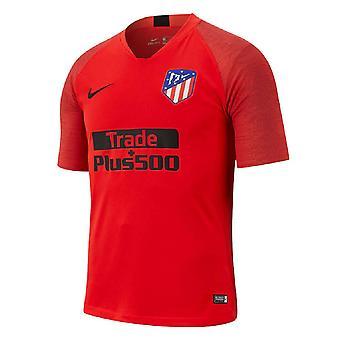 2019-2020 Atletico Madrid Nike Training shirt (rood)