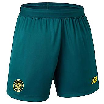 2019-2020 Celtic Away Shorts (Green) - Kids