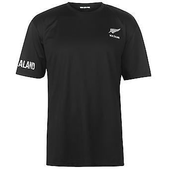 Team Rugby Mens Polo T Shirt Short Sleeve Crew Neck T-Shirt Tee Top