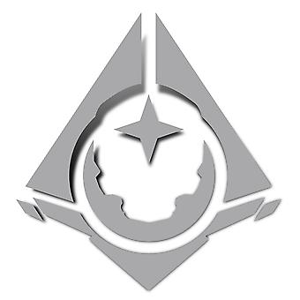 Autocollant - Halo 5 - Fireteam Osiris Logo Cutout New Gift Toys j5994