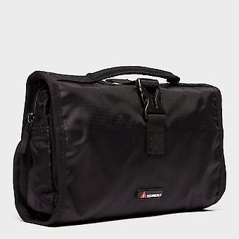 Nouveaux techniques Foldout Wash Bag Travel Accessory Black