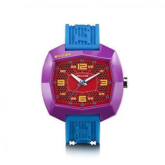 Holler Pimped de Lite sininen/violetti/punainen kello HLW2452-3