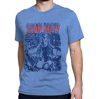 Iron Man uusi sankari paljasti miesten ' s T-paita