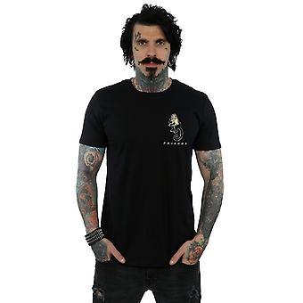 Friends Men's Marcel Breast Print T-Shirt