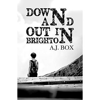Down and Out in Brighton by A. J. Box - 9781786298188 Book