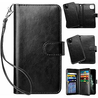 Wallet Case iPhone 11 Pro Max-9 card + Magn. Holder