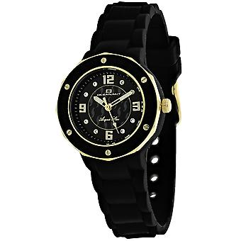 Oceanaut Women's Acqua Star Black Dial Watch - OC0433