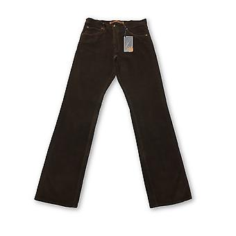 Agave Copper Waterman corduroy jeans in brown