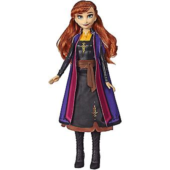Disney Frozen 2 Autumn Swirling Adventure Doll - Anna