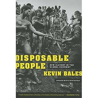 Disposable People by Kevin Bales