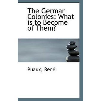 Las colonias alemanas lo que va a ser de ellos por Puaux Rene