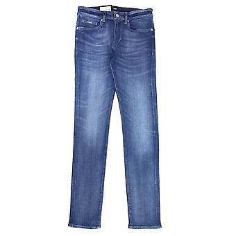 Hugo Boss Delaware klassisk jeans blå