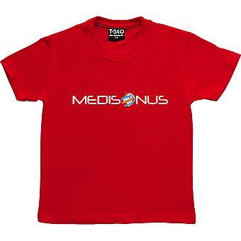 Medisonus Red Kids' T-Shirt
