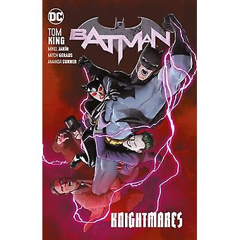 Batman Volume 10 Knightmares by Tom King