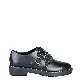 أنا لوبلين - لين المرأة أحذية مسطحة، أسود