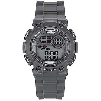 Watch Trendy Kiddy - Junior KL373 - shows digital gray Gar we