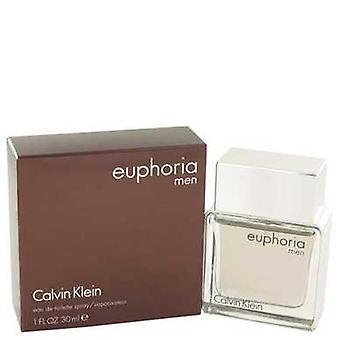 Euphoria By Calvin Klein Eau De Toilette Spray 1 Oz (men) V728-463507